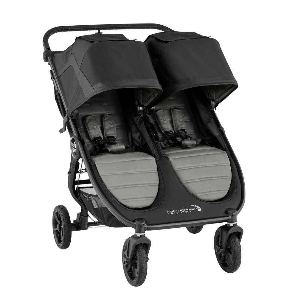 Podwójny wózek City Mini GT 2- uosobienie ergonomii i ...