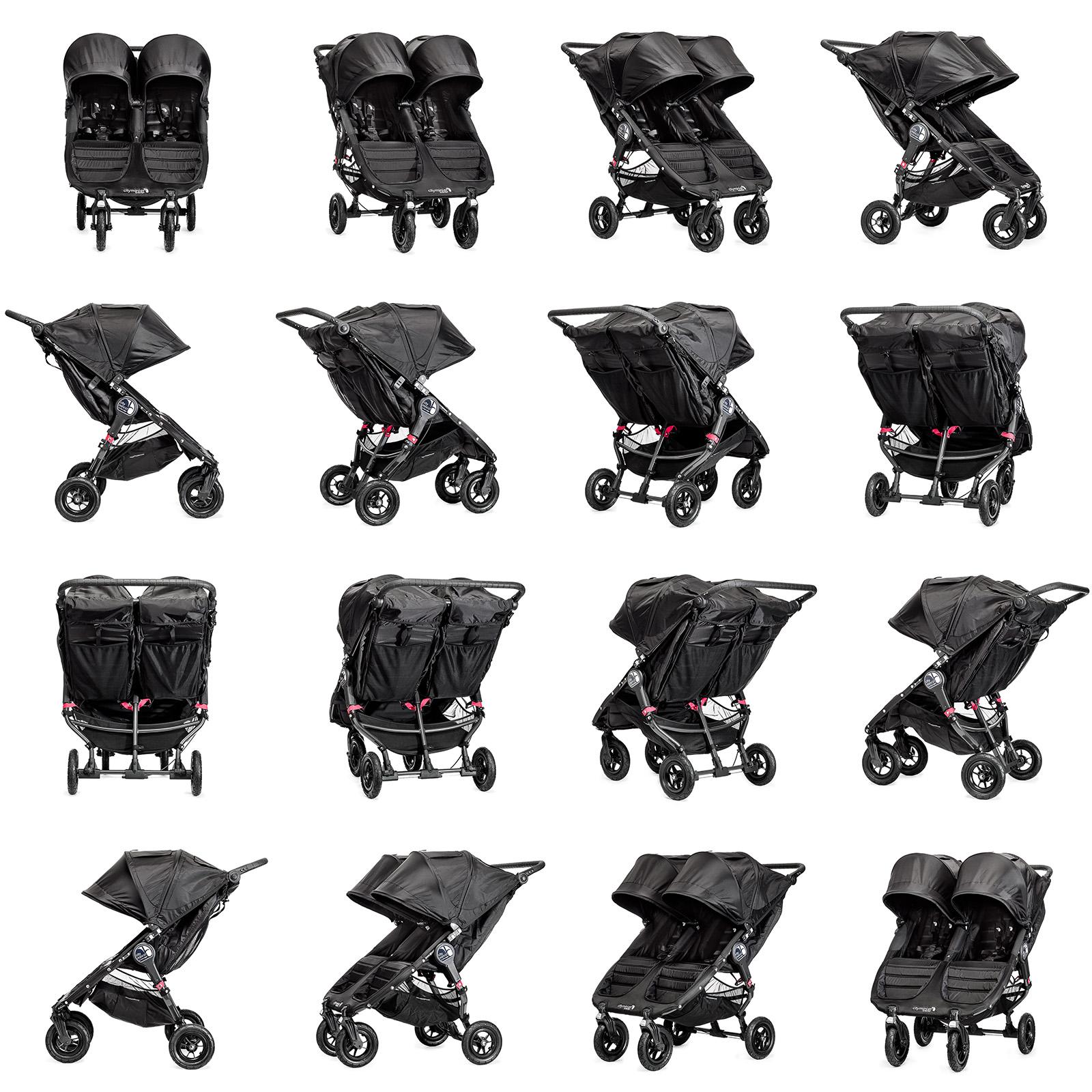 Baby Jogger City Mini 174 Gt Podw 243 Jny